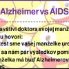 Alzheimer vs AIDS