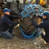 Ako nasadiť reťaze na extrémnu pneumatiku