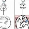 Šampón v oku