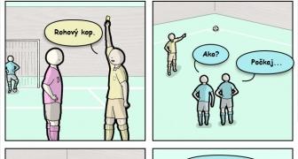 Bežný problém pri hraní futbalu