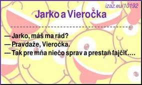 Jarko a Vieročka
