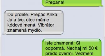 Mamina SMS, pre ktorú sa chce dcéra vysťahovať
