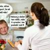 Materská láska a zbytočné reči