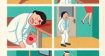 Neradno zo srandy predstierať samovraždu…