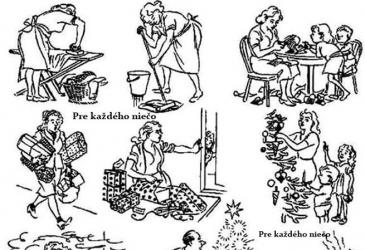 Povinnosti ženy, keď sa blížia Vianoce