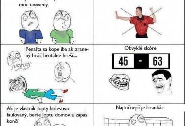 Pravidlá pouličného futbalu