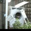 Práčka sa sama zničí