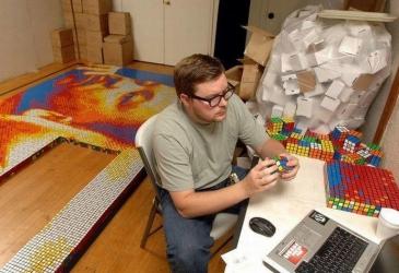 Rubikový maniak