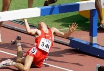 Smiešne faily pri športe