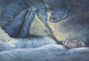 Spánková paralýza alias syndróm starej čarodejnice - skutočná nočná mora