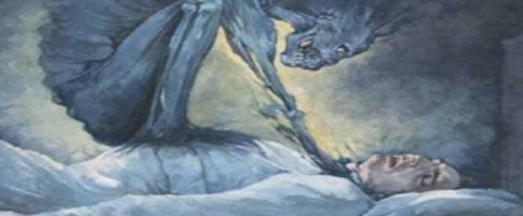 Spánková paralýza alias syndróm starej čarodejnice - skutočn...