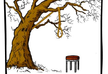 Slučka na strome