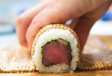 Tajomstvo lahodnej japonskej kuchyne: Sushi