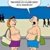 Takto sa na pláž nechodí!