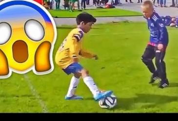 Tie najlepšie triky, góly a faily vo futbale