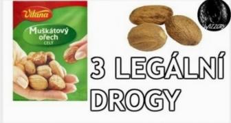 Tri legálne drogy, ktoré nepoznáte