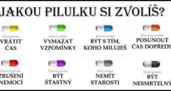Voľba pilulky