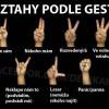 Vzťahy a gestá