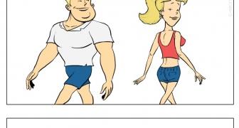Vzťahy tučnejších ľudí