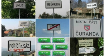 Zábavný český zemepis