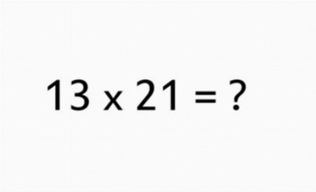 Ako násobiť väčšie čísla bez kalkulačky?