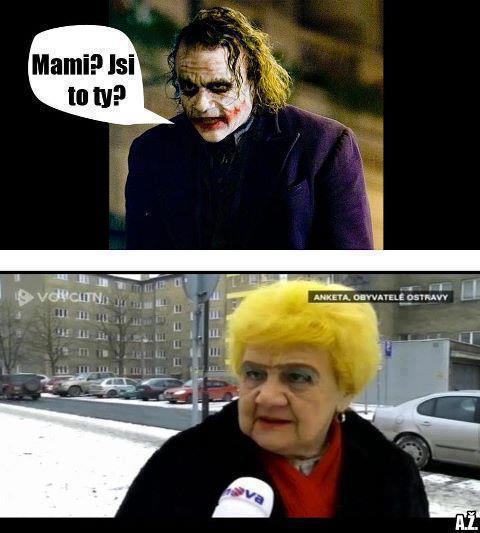 Jokerova matka