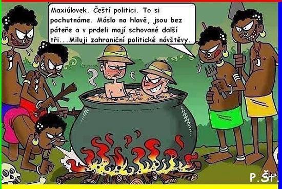Kanibali a českí politici