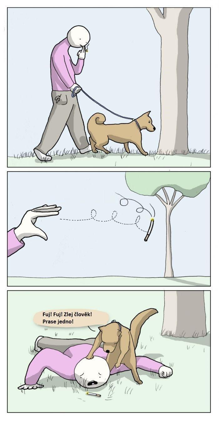 Keď je majiteľ psa prasa