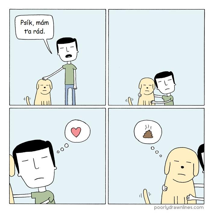 Mať rád psa