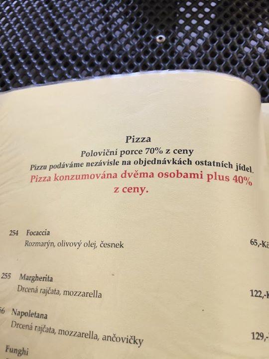 Majiteľ pizzerie a jeho úhlavný nepriateľ na život a na smrť.