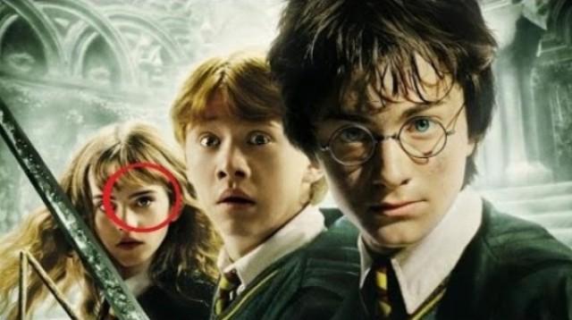 Najväčšie chyby vo filme Harry Potter a tajomná komnata