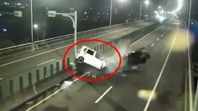 Nehody z Hongkongu a Taiwanu