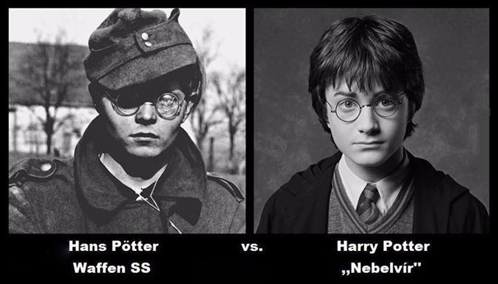 Nemecký predchodca Harryho Pottera