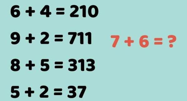 Nezvyčajná číselná hádanka. Dokážete ju vyriešiť?