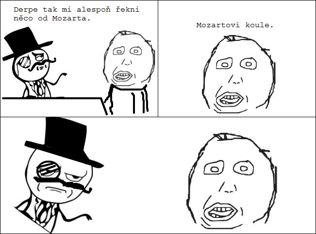 Niečo od Mozarta