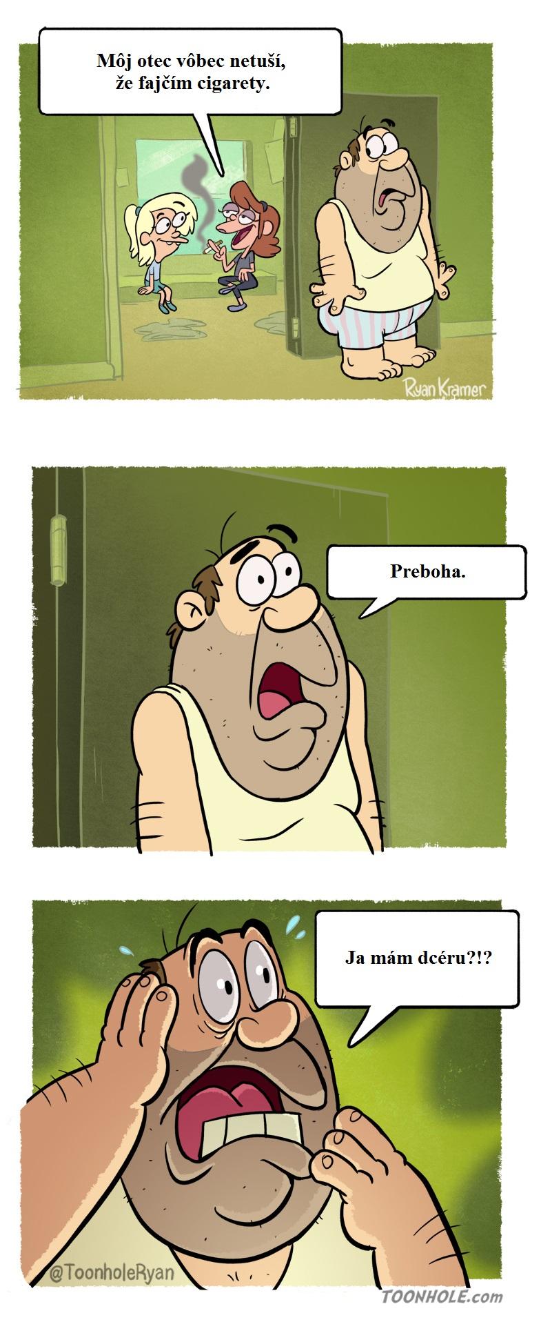 Otcovské problémy