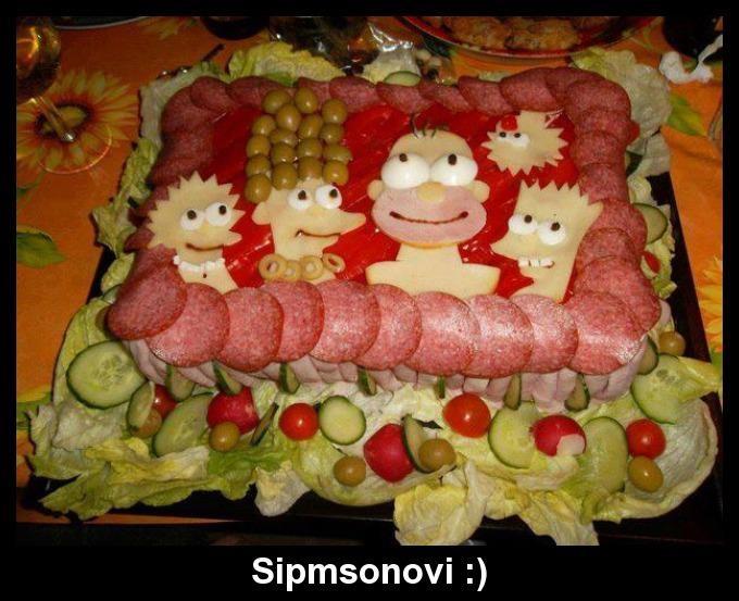 Simpsonovská misa