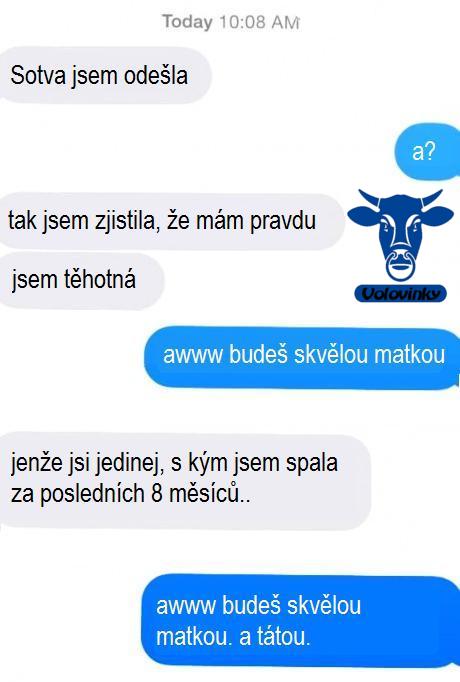 SMS - bude skvelou matkou