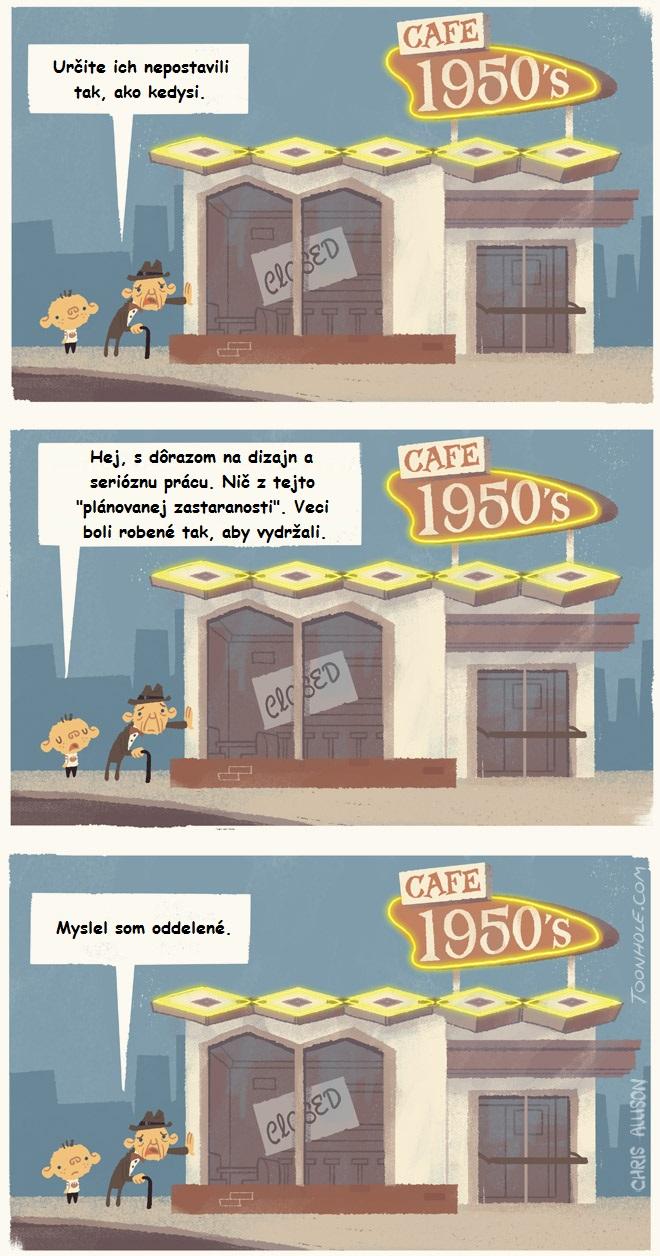 Stavby nie sú také, ako kedysi