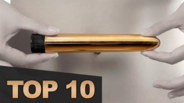 TOP 10 najbizarnejších vecí vyrobených zo zlata