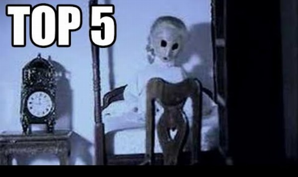 TOP 5 hororových animácií