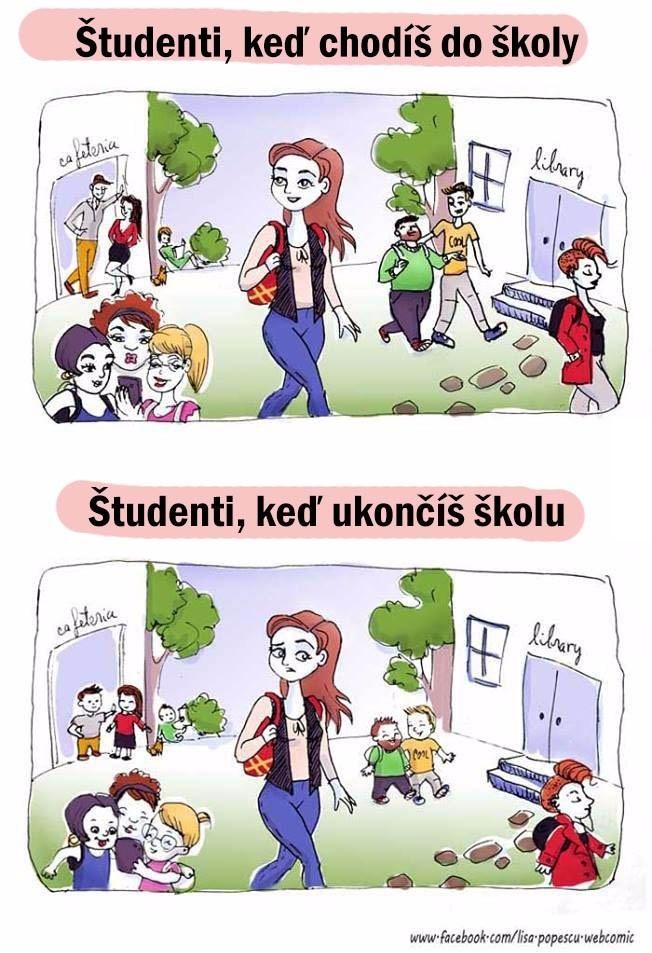 Vnímanie študentov