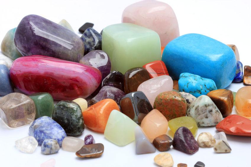 Zázračné účinky liečivých kameňov